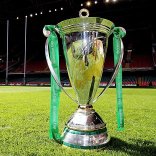 The Heineken Cup quarter-finals will take place on April 5 or 6