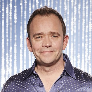 Todd Carty has been eliminated from the final series of Dancing On Ice