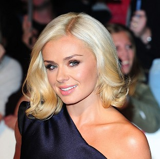 Katherine Jenkins says young singers should think hard about the image they want to have