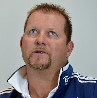 England bowling coach David Saker admits his job could be on the line