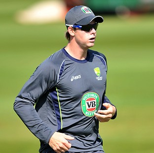 Steve Smith is set to play in Friday's ODI in Perth