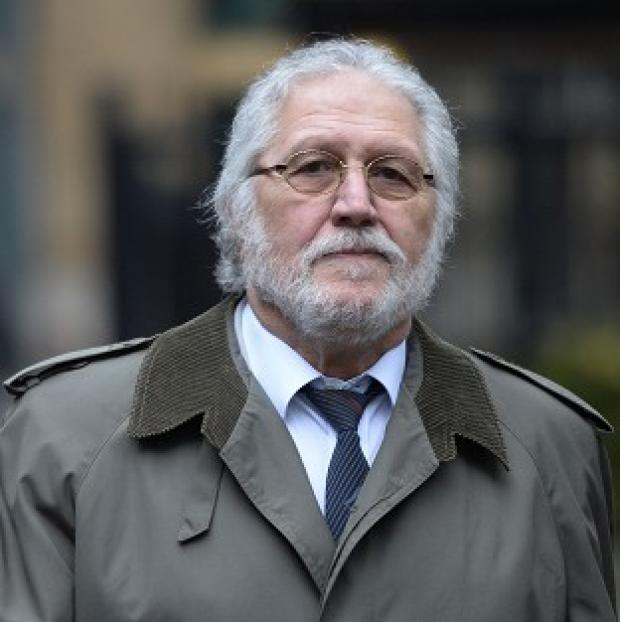 Salisbury Journal: Dave Lee Travis is accused of a series of indecent assaults and one sexual assault