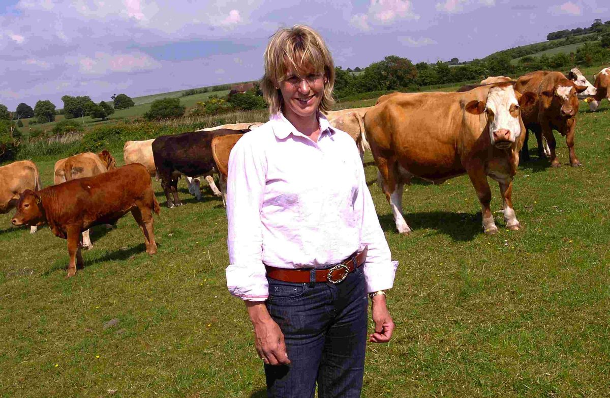 Minette Batters is a strong contender in the NFU deputy and vice-presidential elections