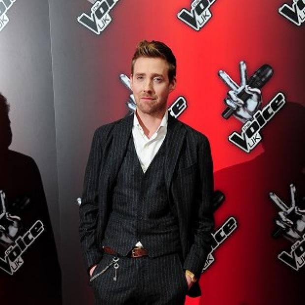 Salisbury Journal: Ricky Wilson is one of the judges on BBC's The Voice