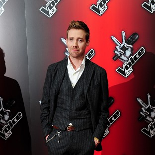 Ricky Wilson is one of the judges on BBC's The Voice