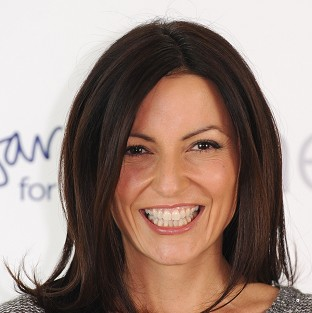Davina McCall doesn't want to