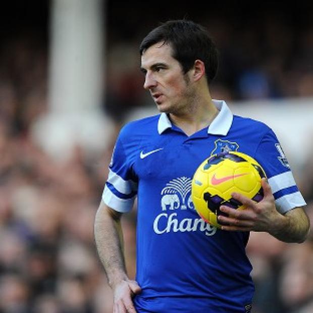 Salisbury Journal: Leighton Baines has signed a new four-year deal