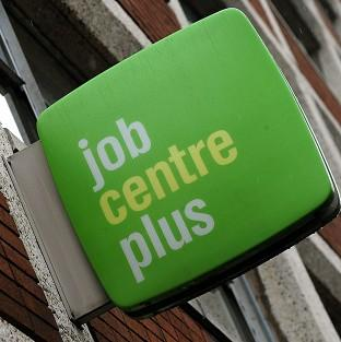 "Salisbury Journal: EMBARGOED TO 0001 TUESDAY JANUARY 28 File photo dated 19/11/12 of a general view of a Job Centre Plus offices in Derby city centre. The way claimants' benefit needs are dealt with by jobcentres is ""haphazard"" and prone to missing crucial informa"