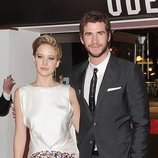 Jennifer Lawrence and Liam Hemsworth have been out partyi