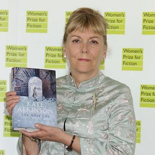 Kate Atkinson is the favourite among five authors shortlisted for the Costa Prize