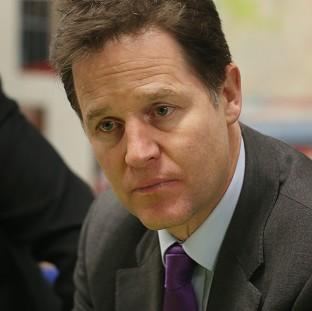 Deputy Prime Minister Nick Clegg announced that Britain is to take in some of the most vulnerable refugees from the Syrian civil war