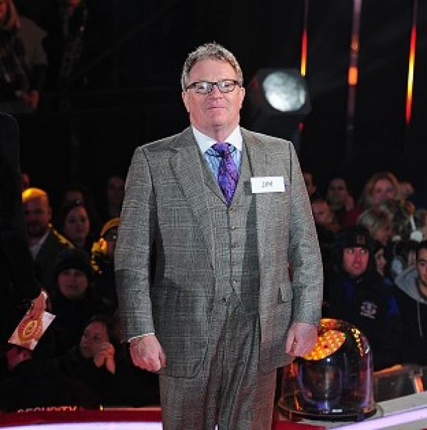 Salisbury Journal: Jim Davidson is the favourite to win Celebrity Big Brother