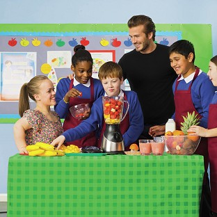 David Beckham is backing the new su