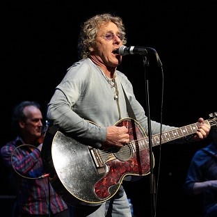 The Who's Roger Daltrey still has lots of plans