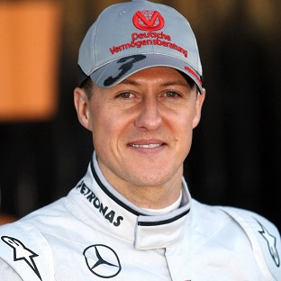 Michale Schumacher is being taken out of his coma