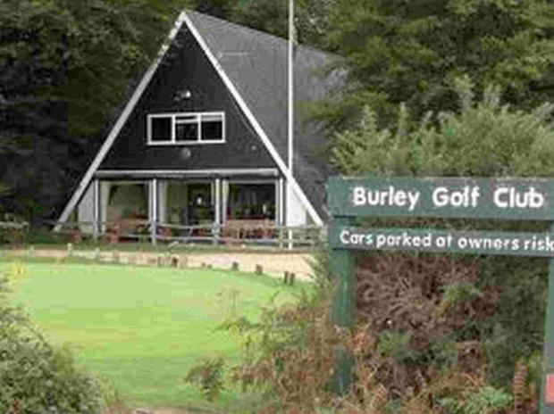 Golf club gaffe could cost forest £100,000