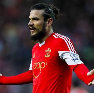Salisbury Journal: Dani Osvaldo has failed to make a good impression at Southampton
