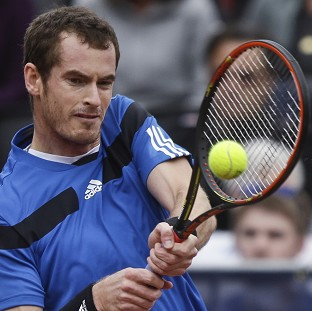 Andy Murray helped Great Britain to a 2-0 lead over the United States (AP)