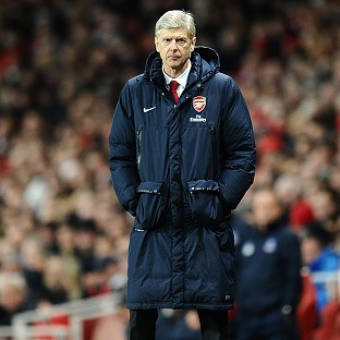 Arsene Wenger praised Arsenal's patience in beating Crystal Palace