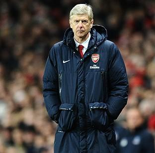 Salisbury Journal: Arsene Wenger believes Manchester City will be hard to topple