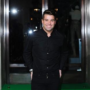 Salisbury Journal: Former X Factor champ Joe McElderry has won Channel 4's winter sports contest, The Jump