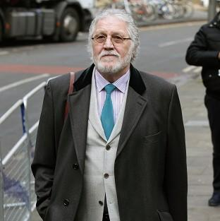 Former DJ Dave Lee Travis was described as a larger-than-life charact