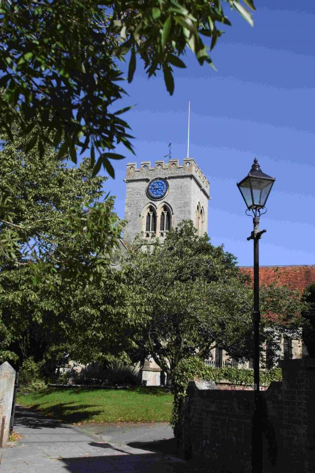 Salisbury Journal: Churchyard restoration project planned for St Peter and Paul