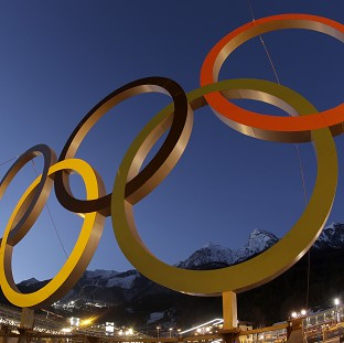 The 2014 Winter Olympics opening ceremony will take place on Friday afternoon