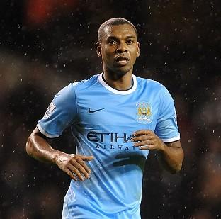 Salisbury Journal: Fernandinho is unlikely to be fit for the first-leg against Barcelona
