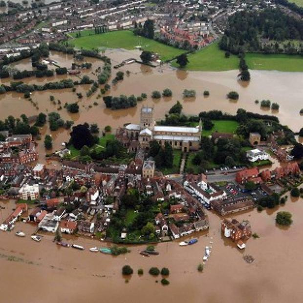 Salisbury Journal: Met Office's chief scientist Dame Julia Slingo delivered a grim warning that the country should prepare itself for more flooding events in future