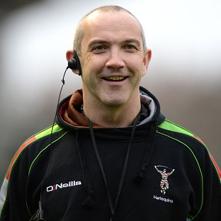 Conor O'Shea admitted Quins were fortunate to beat Wasps