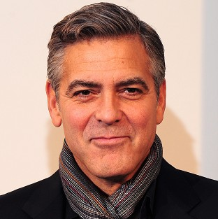 Clooney 'and friends' at premiere