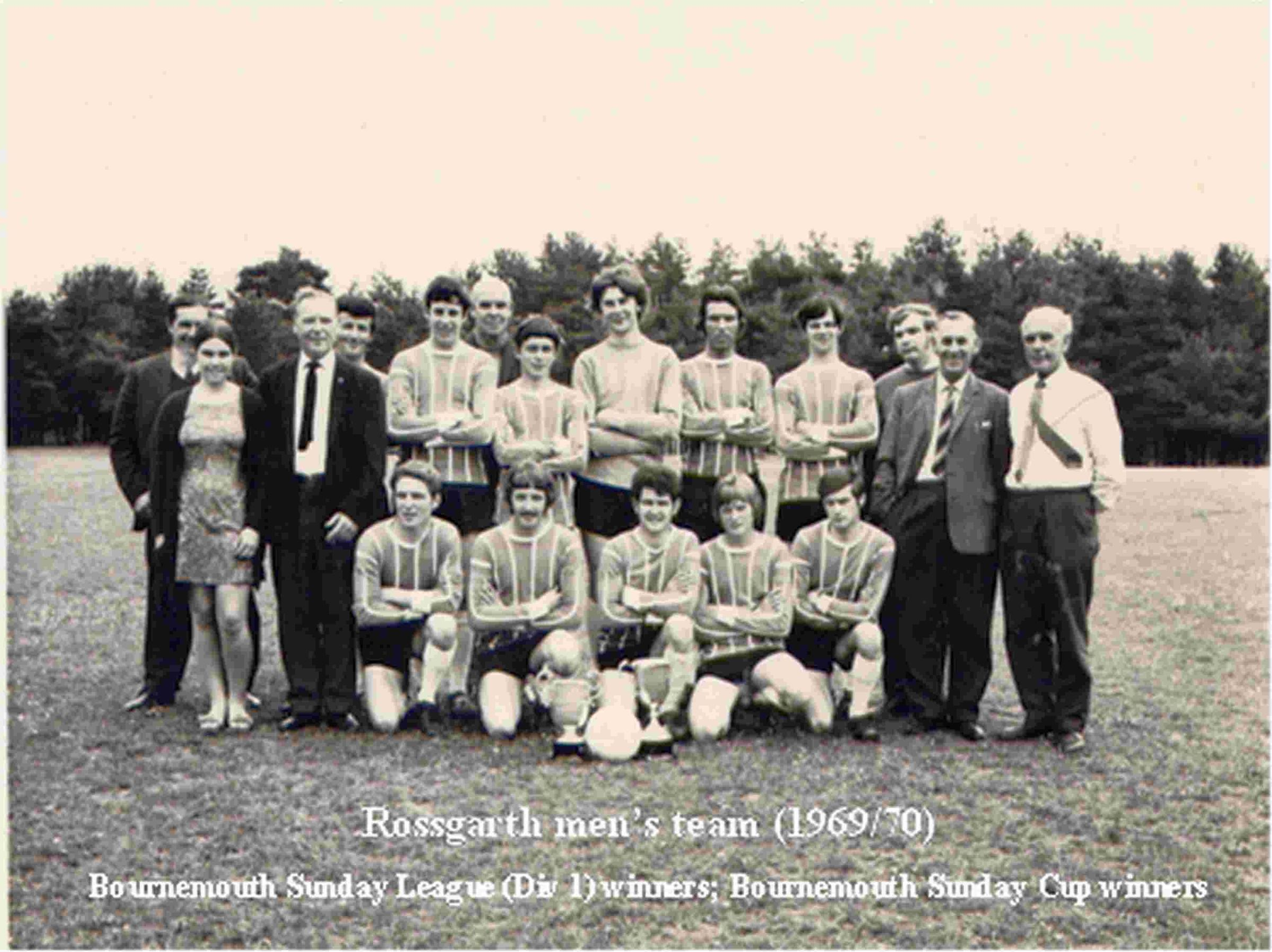 Popular football club marking 50 years