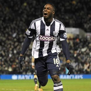 Victor Anichebe's goal earned West Brom a vital point against Chelsea