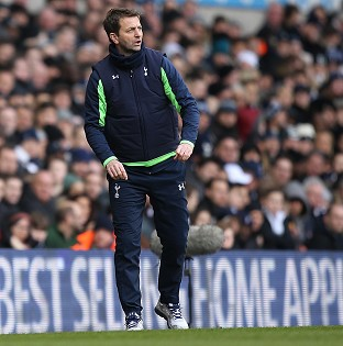 Tim Sherwood is anticipating a tough battle for Champions League spots