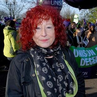 "Salisbury Journal: Heather Wakefield of Unison says employers' attitude to council workers has ""reached an all-time low"""