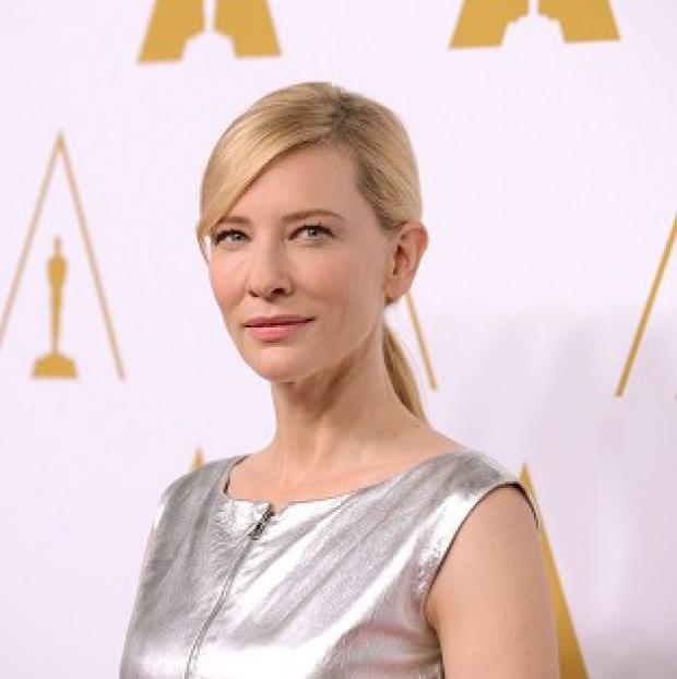 Salisbury Journal: Cate Blanchett wasn't allowed to keep her fancy clothes from Blue Jasmine