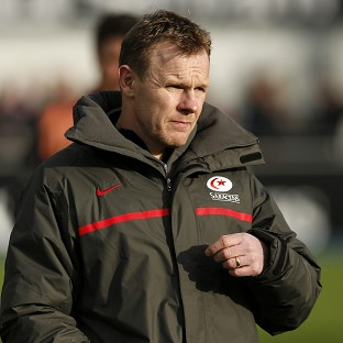 Mark McCall was thrilled with the performances of his returning internationals