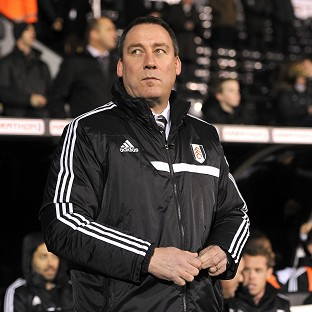 Fulham's decision to replace Rene Meulensteen, pictured, with Felix Magath has surprised many