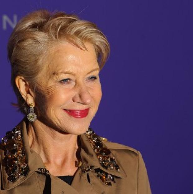 Salisbury Journal: Helen Mirren is to be honoured by Bafta with its highest award