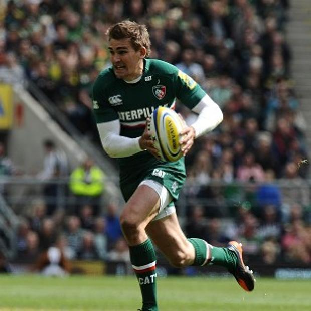 Salisbury Journal: Toby Flood's late penalty earned Leicester victory