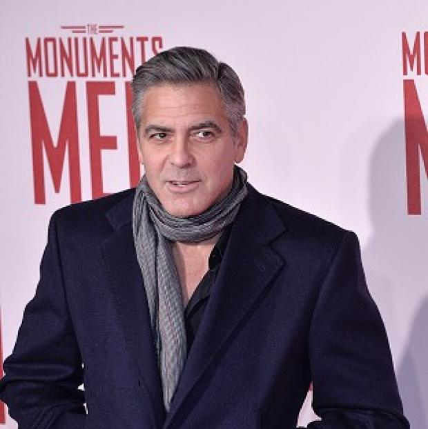 Salisbury Journal: George Clooney's new film is inspired by the true story of a team of soldiers on a mission to rescue valuable artwork stolen by the Nazis during the invasion of Europe