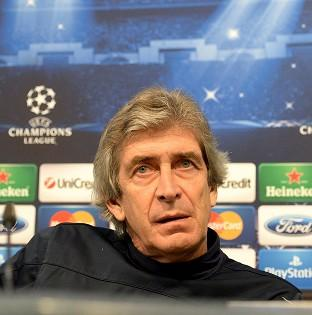 Manuel Pellegrini is confident Manchester City can stun Barcelona