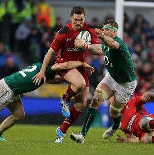 George North could switch to the centre against France