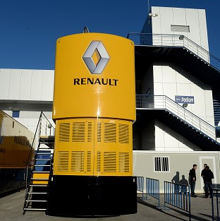 Lotus have confirmed a deal with Renault 'for this season and beyond'