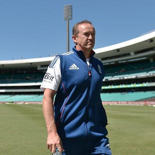Interviews to find Andy Flower's replacement with England will begin in April