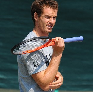Andy Murray will feature in Great Britain's quarter-final showdown with Italy