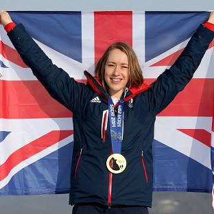 Lizzy Yarnold has been blown away by her fame since winn
