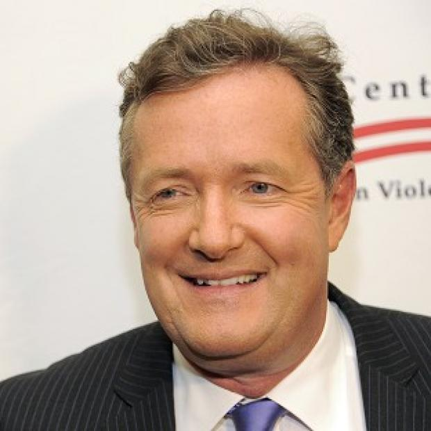 Salisbury Journal: Piers Morgan prime-time US chat show is coming to an end
