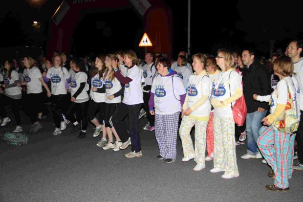 Sign up for the Midnight Walk
